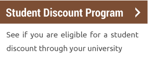 Student Discount Program | See if you are eligible for a student discount through your university